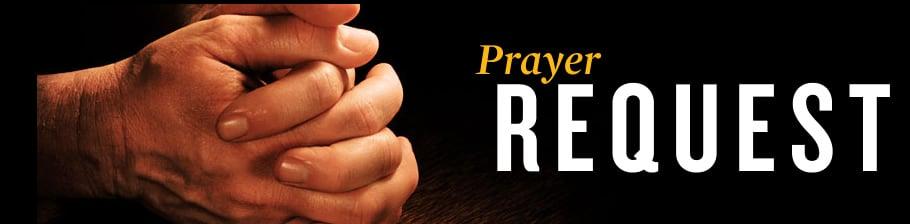 Prayer Request | La Jolla Presbyterian Church