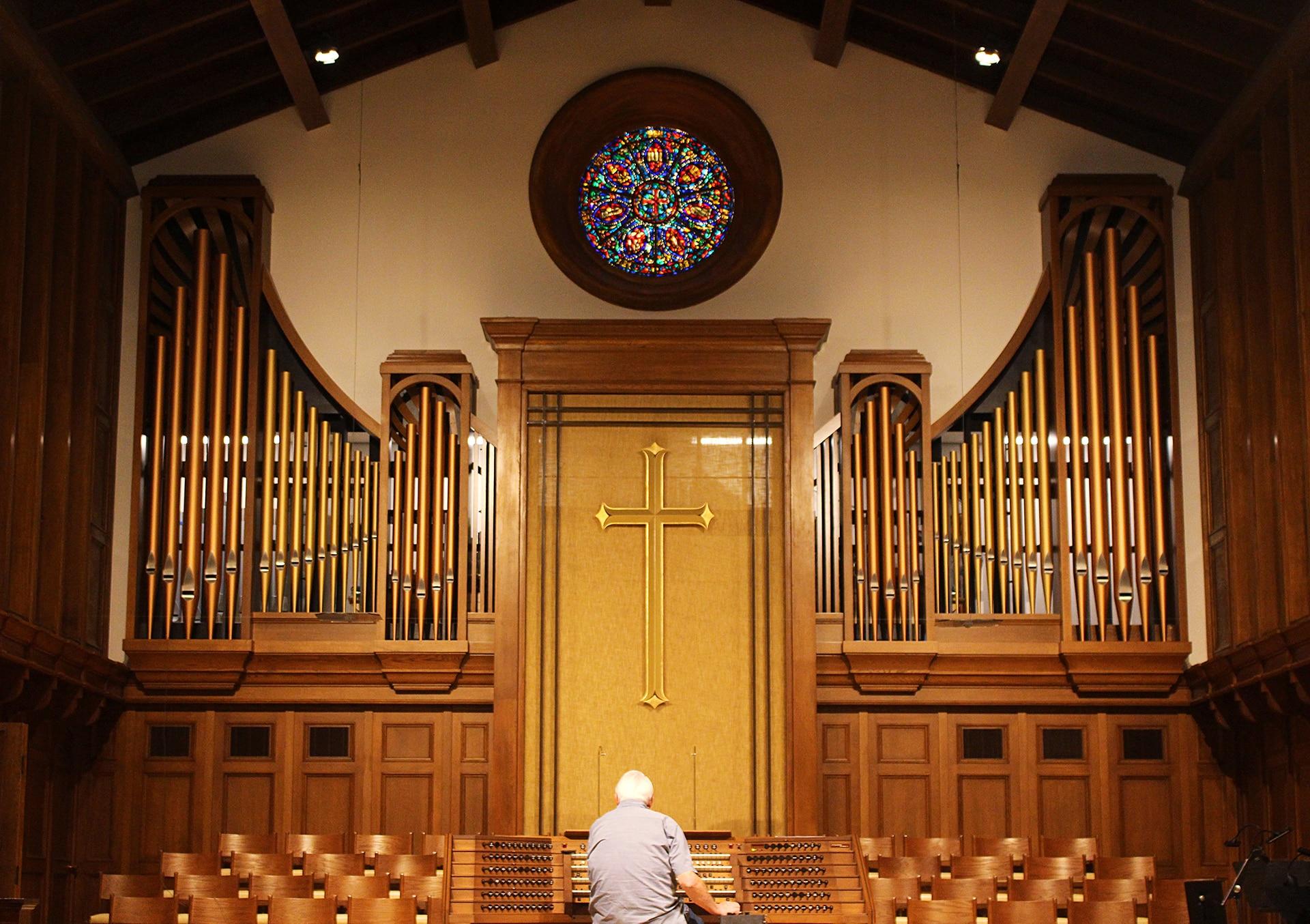 About the La Jolla Pres Pipe Organ | La Jolla Presbyterian ...